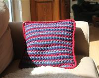 Crochet Cushion (32 X 32cm)